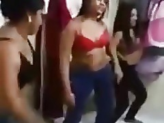 Andhra hostel explicit devise Dance..