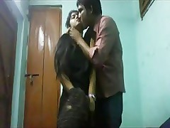 University students lovers companionable