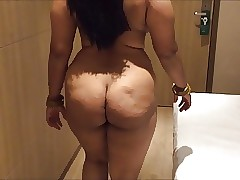 INDIAN DESI Become man AUNTY Erotic Feign