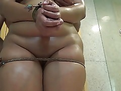 bdsm roleplay indian tie the knot..
