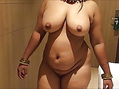 Bosomy Indian Subfusc Curvy At hand..