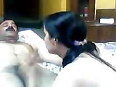 Desi Indian housewife homemade making..