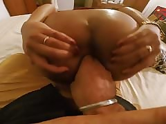 Indian Resulting Anal Fisting
