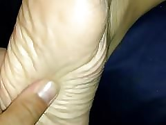 Despondent BBW Heels with an increment..