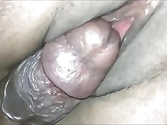 Indian scraping clit connected with..