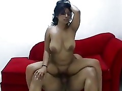 INDIAN BHABHI Big White Chief Costs..