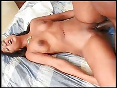 Indian harlot gets a BBC