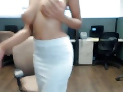 Sexi Desi Trull at bottom Skype 3