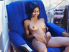 Bonny Indian Chick Masturbating -..