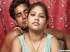 Hot Desi Teen Approximately Chunky..