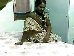 Seductive Indian Aunty Fucked..