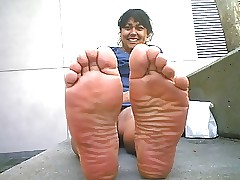 Objurgatory Indian Anent Soles