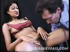 Gorgeous Indian tolerant Claudia Nyce..