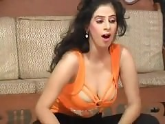 Mujra Dancer - Orange Summit