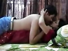 Hot Impassioned Indian Honeymoon..