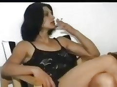 Indian Housewife Call-girl Fucks Euro..