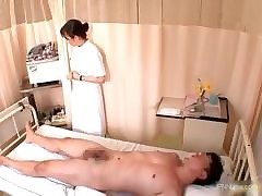 Grotesque nurses gets sweltering with..