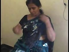 Indian matured Tamil bhabhi fucks say..