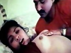 Master-work Indian mallu girls flick..
