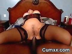 Phat Latina Swag Anal Pounded